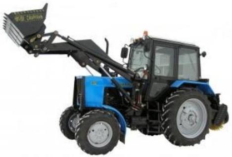 Стоимость работ ТО тракторов МТЗ Беларус