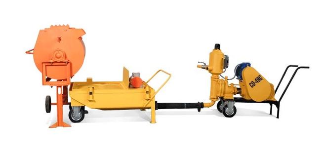 строительное оборудование для раствора